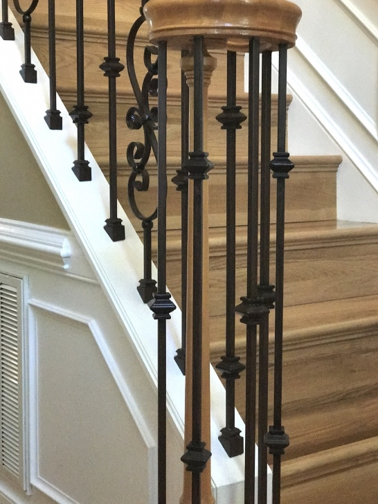 Stylish Rod Iron Spindles For Staircase Image 428