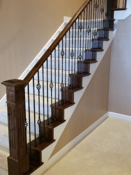 Stylish Stair Banister Rail Picture 765