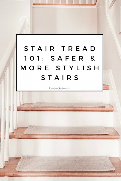 Stylish Stair Treads For Carpeted Stairs Picture 474
