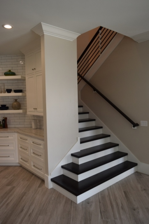 Stylish Stairs And Railings Image 979