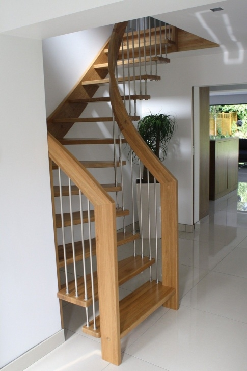 Stylish Stairs Design For Small Space Photo 154