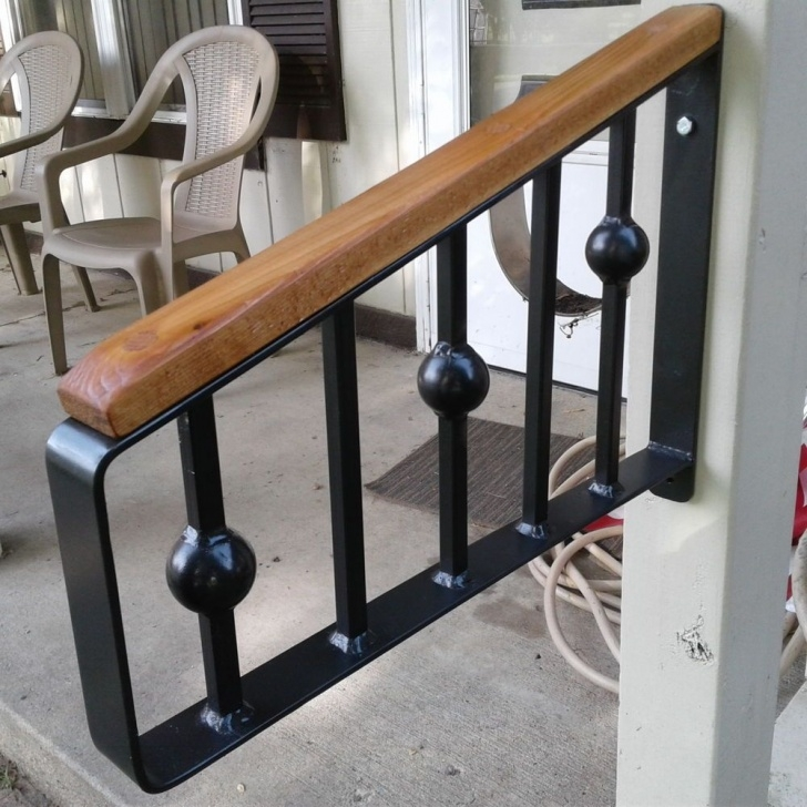 Stylish Two Step Railing Picture 276