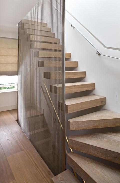 Super Cool Chain Staircase Design Picture 278