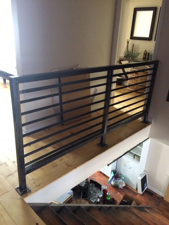 Super Cool Custom Metal Handrails Picture 779