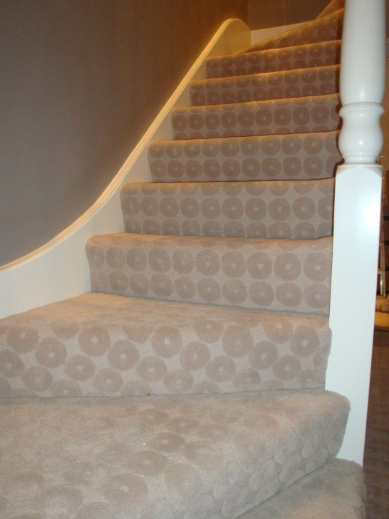 Super Cool Fully Carpeted Stairs Photo 507