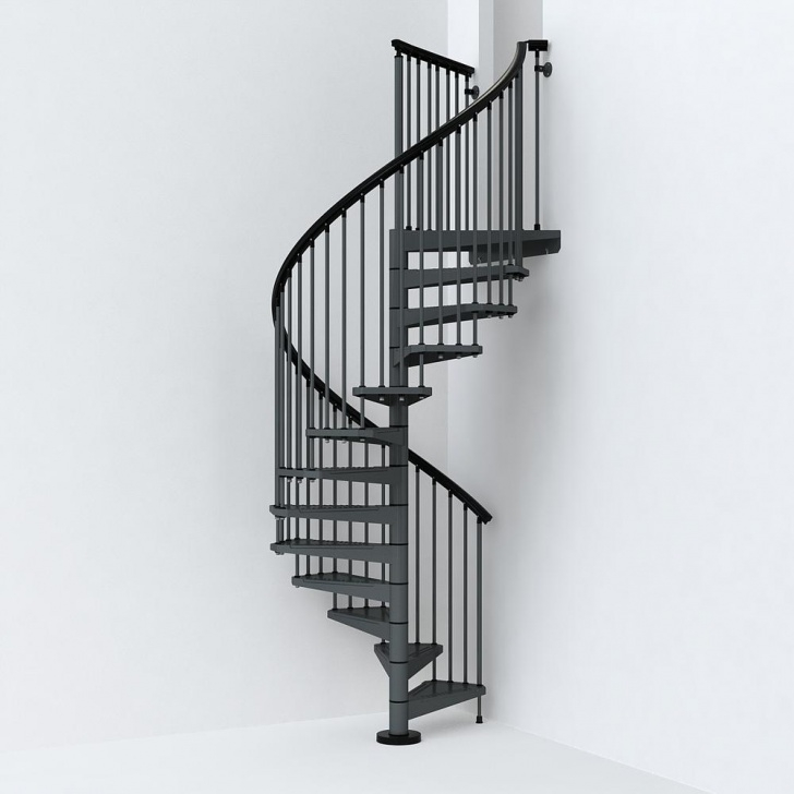 Super Cool Iron Spiral Staircase Picture 319