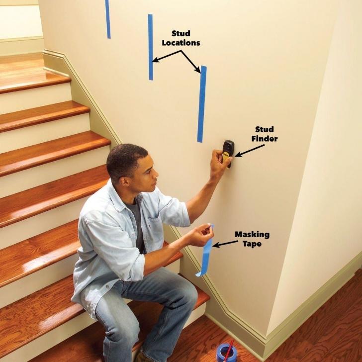 Super Cool Loose Stair Railing Image 565