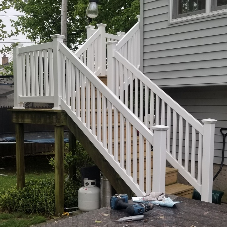 Super Cool Outdoor Stair Railing Installers Near Me Photo 473