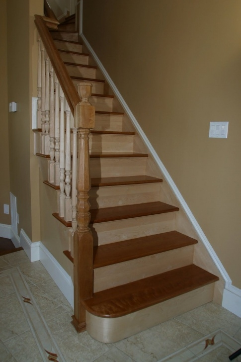 Super Cool Prefabricated Wood Stairs Image 434