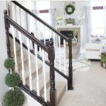 Super Cool Refinish Stair Railing Photo 646