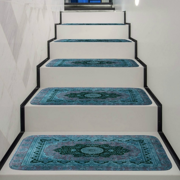 Super Cool Stair Treads With Rubber Backing Photo 616