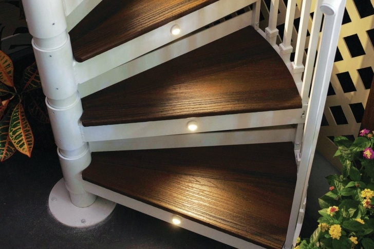 Super Cool Trex Spiral Stairs Picture 845