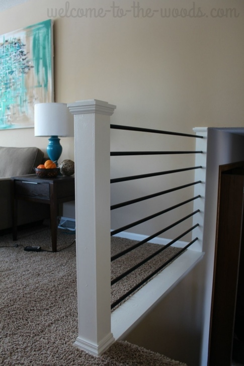 Surprising Diy Handrails For Interior Stairs Photo 252
