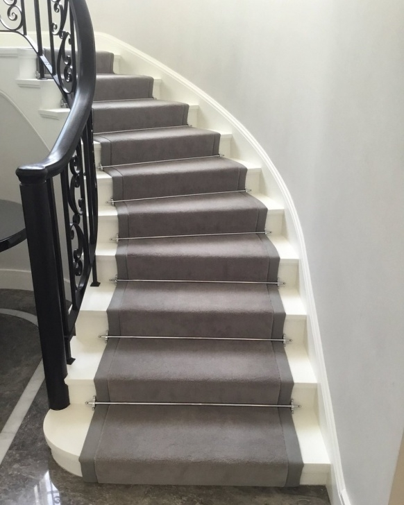 Surprising Fully Carpeted Stairs Picture 665