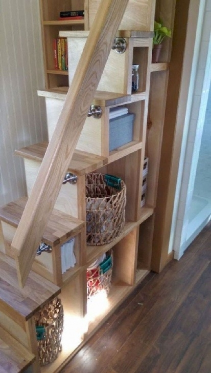 Surprising Loft Stair Plans Photo 077