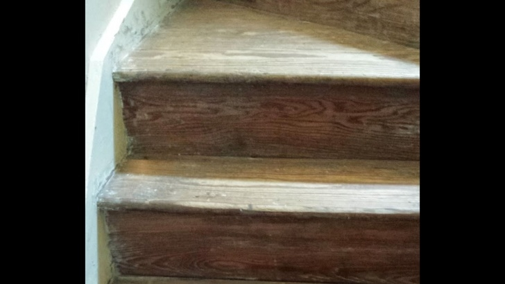 Surprising Sanding Old Stairs Picture 411
