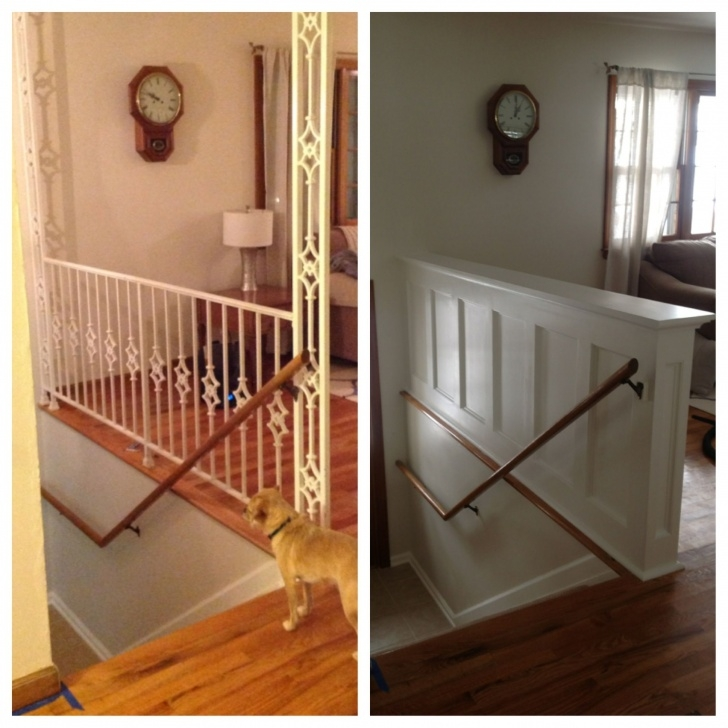Surprising Split Level Entry Stairs Picture 183
