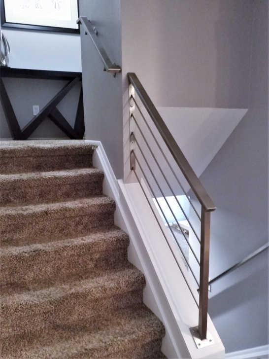 Surprising Stainless Steel Stair Handrail Picture 994
