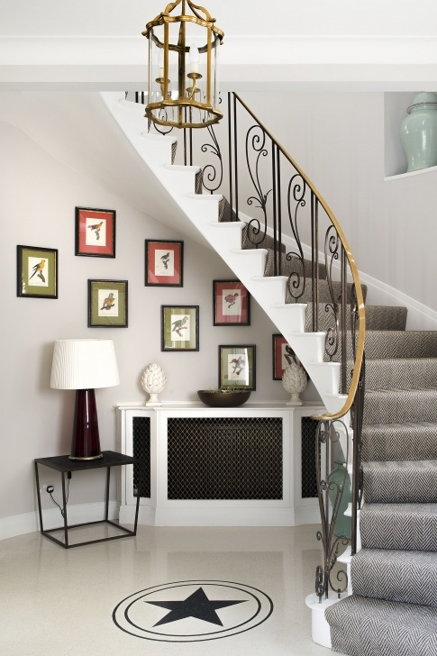Surprising Stair Hall Design Photo 274