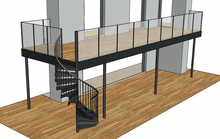 Surprising Staircase Balcony Design Picture 641
