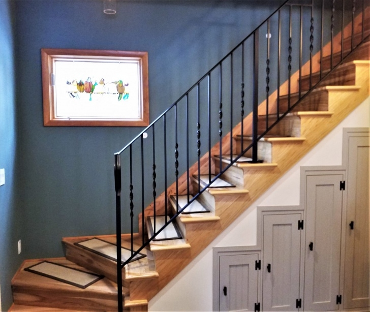 Surprising Wrought Iron Stair Railing Picture 394