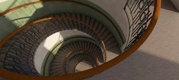 Top Archicad Spiral Stair Image 879