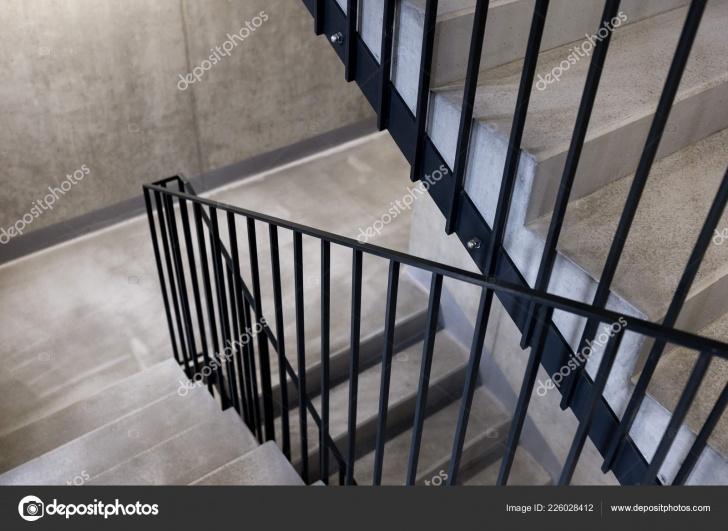Top Concrete Stair Railing Photo 495