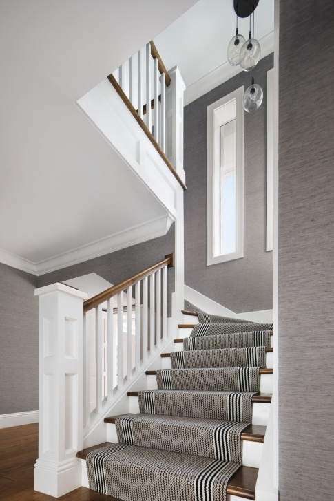 Top Contemporary Stair Runners Image 110