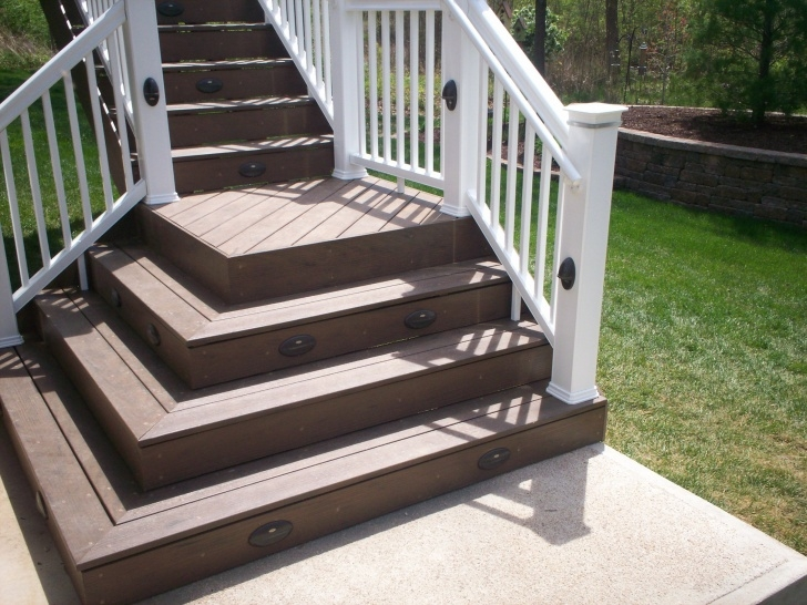 Top Deck Stairs Design Image 576