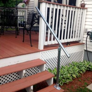 Exterior Handrails For Steps