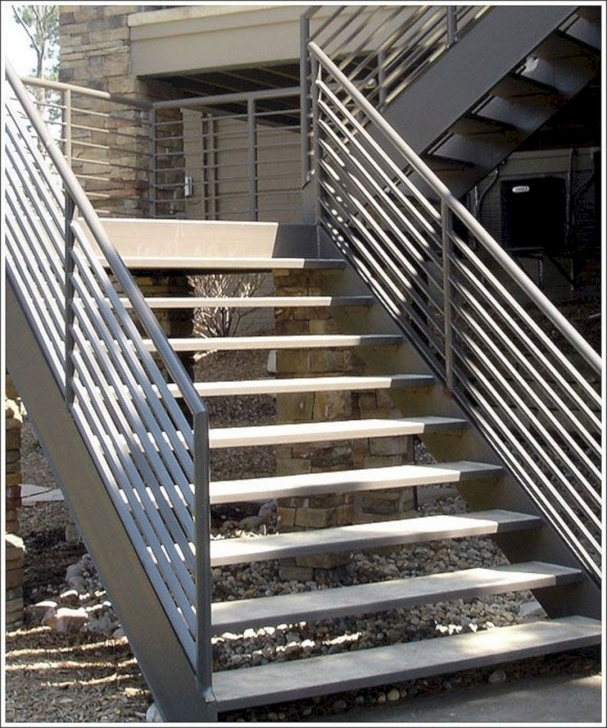 Top House Stair Design Outside Picture 910