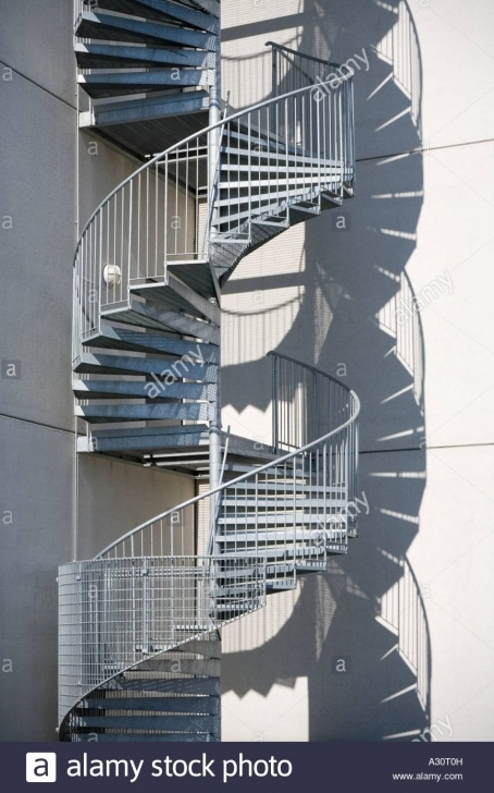 Top Industrial Spiral Staircase Picture 232