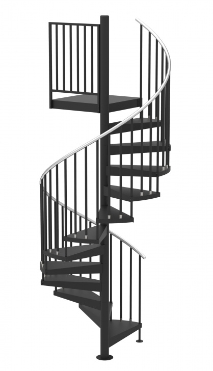 Top Iron Spiral Staircase Picture 909