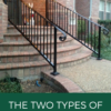 Metal Handrails For Outdoor Steps