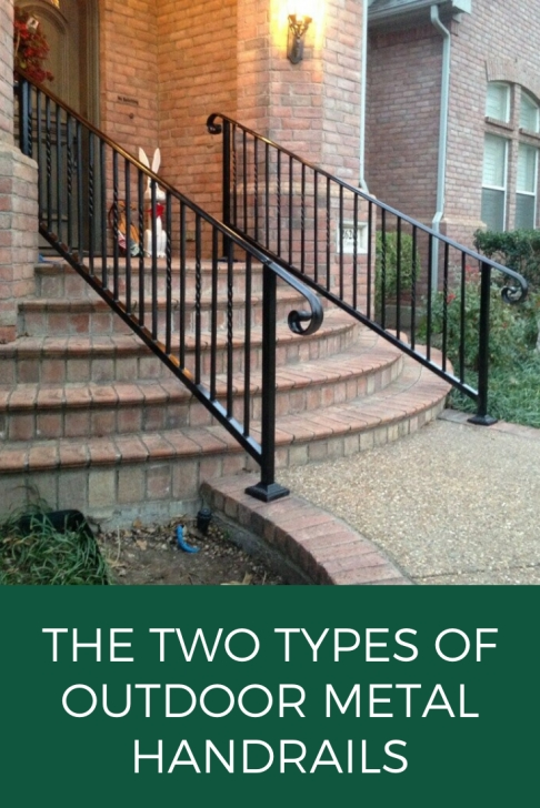 Top Metal Handrails For Outdoor Steps Photo 252