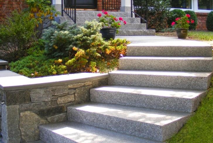 Top Outdoor Granite Steps Image 415