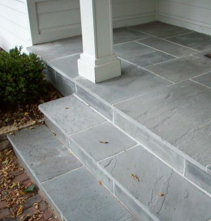 Top Outdoor Steps Covering Image 057