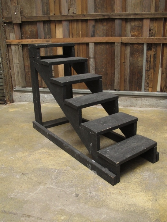 Top Portable Wooden Stairs Image 880