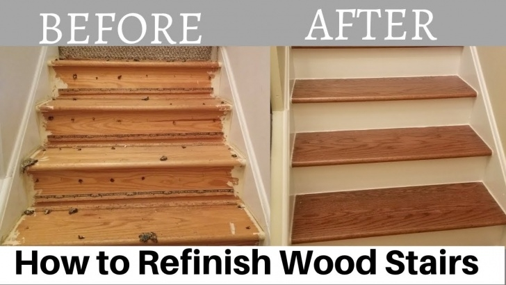 Top Refinishing Wood Stairs Picture 634