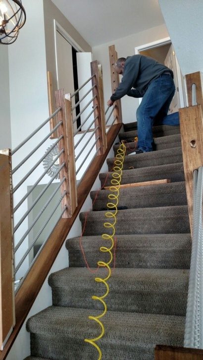 Top Replacing Stair Railing Picture 505
