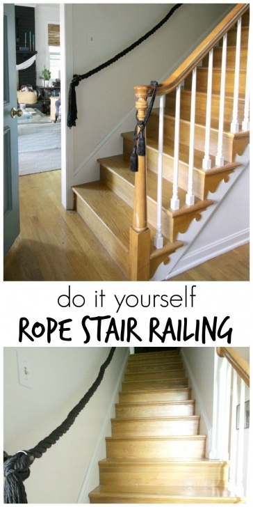 Top Rope Stair Rail Image 081