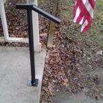 Top Single Post Handrail Photo 199