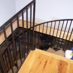 Top Spiral Staircase To Basement Picture 013