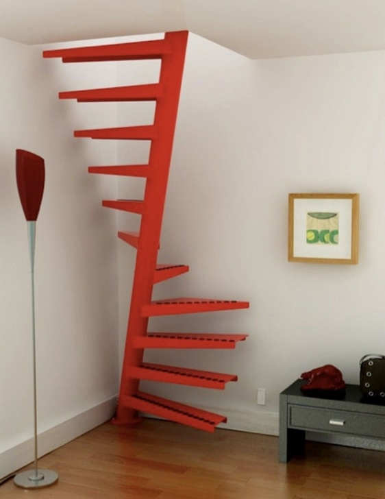 Top Spiral Stairs For Small Spaces Photo 311