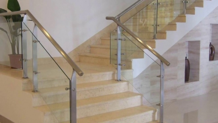 Top Stainless Steel Stair Handrail Photo 950