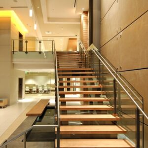 Stairs Design In Lobby