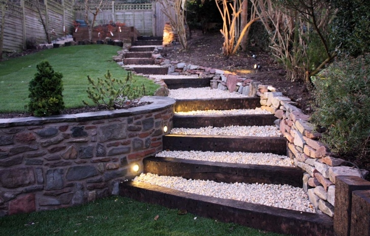 Top Stone Steps Design Picture 626