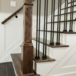 Wonderful Black Metal Handrail Picture 292