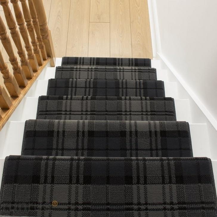 Wonderful Black Stair Carpet Image 374