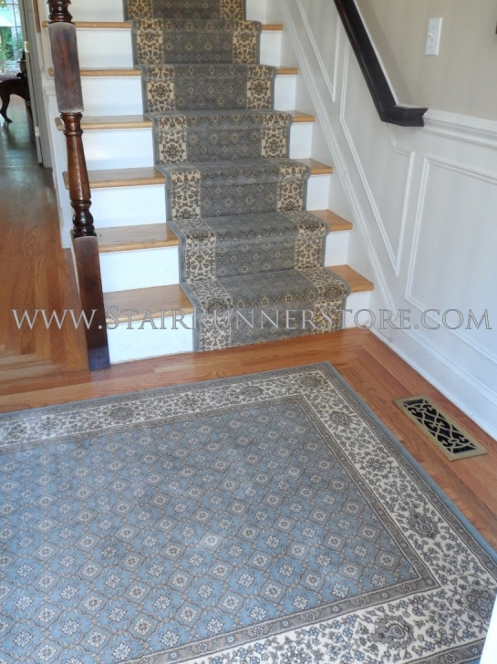 Wonderful Blue Stair Runners Picture 566